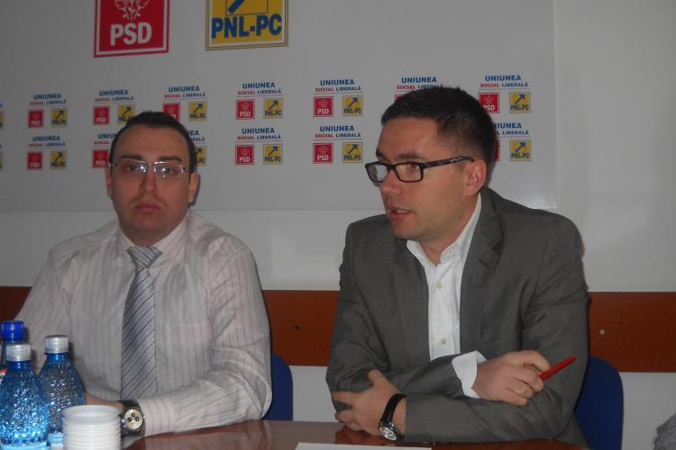 PSD-istii clujeni nu participa la mitingul organizat de USL la Bucuresti