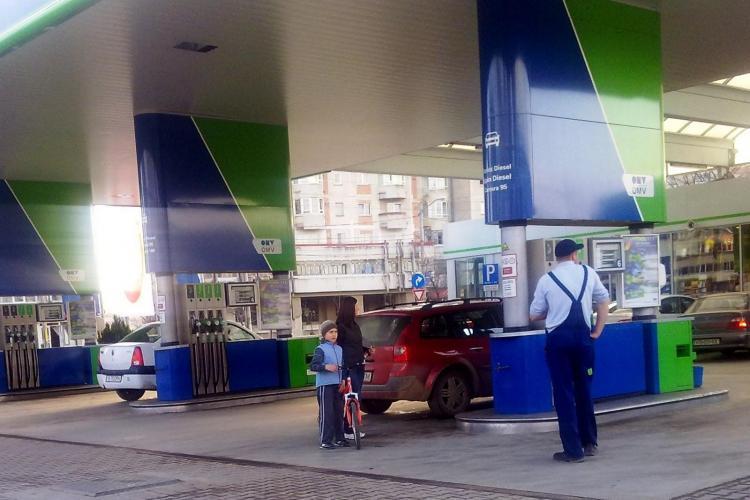 Companiile petroliere din Romania, amendate cu 205 milioane euro de Consiliul Concurentei
