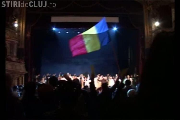 """Revolutia de la finalul spectacolului """"Nabucco 12"""", regizata cu mult talent! VEZI ce spune regizorul Alexander Hausvater"""