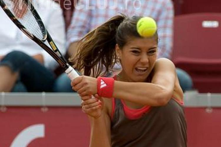 Sorana Cirstea e pe val. S-a calificat in turul III la Australian Open