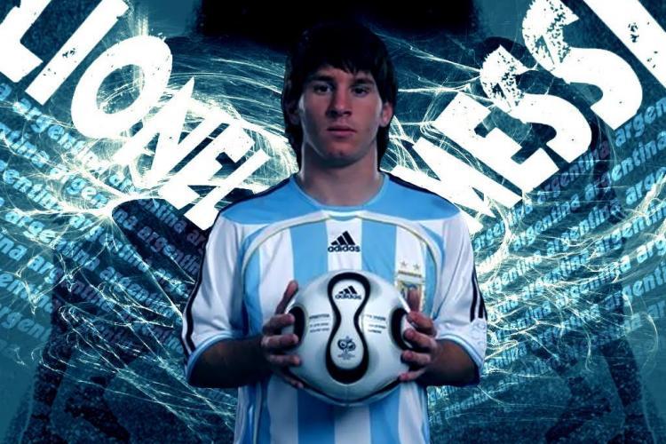 Messi a castigat Balonul de Aur