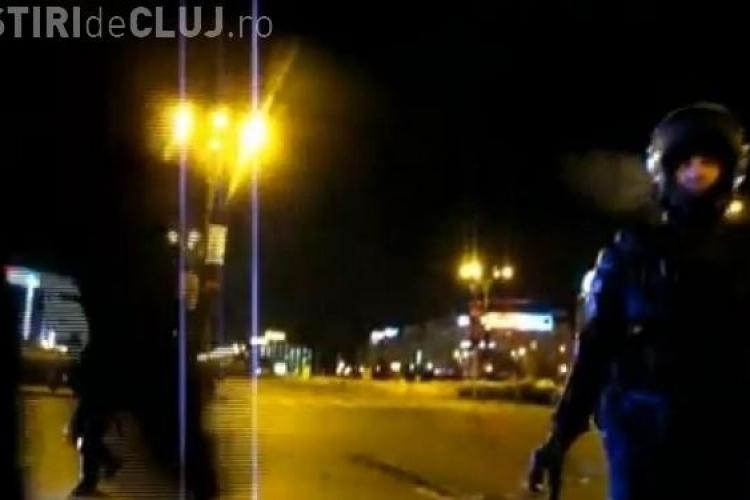 """Jandarm: """"Voi de unde sunteti?"""". """"De la un site de cultura"""". """"Bagati site-ul de cultura in duba"""" VIDEO"""
