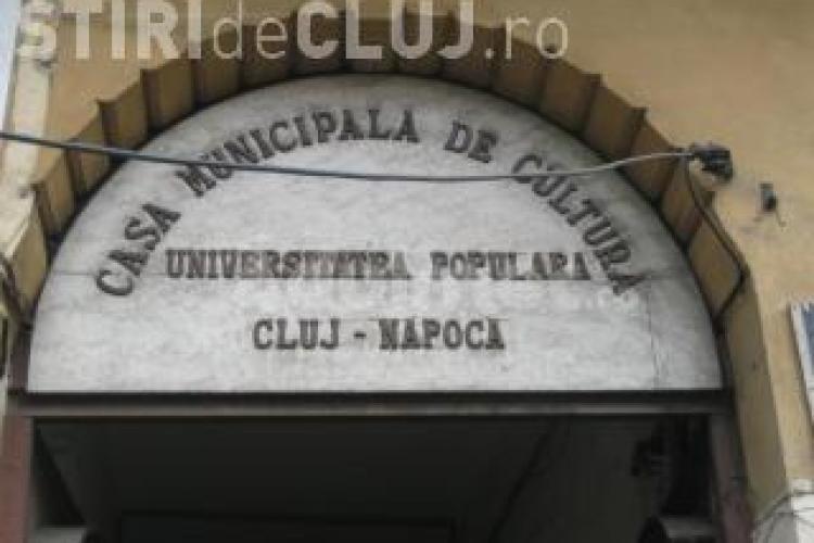 TIFF protesteaza fata de evacuarea din sediu a Casei Municipale de Cultura Cluj