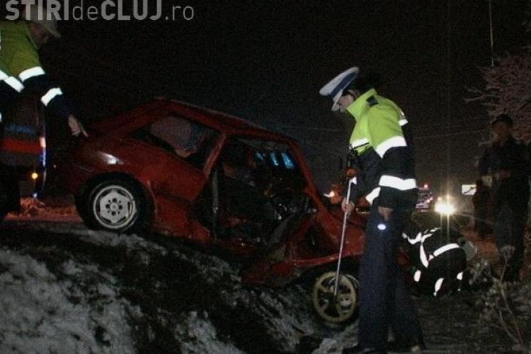 Accident la Manasturel! Trei oameni au fost raniti, intre care unul fusese externat din spital VIDEO