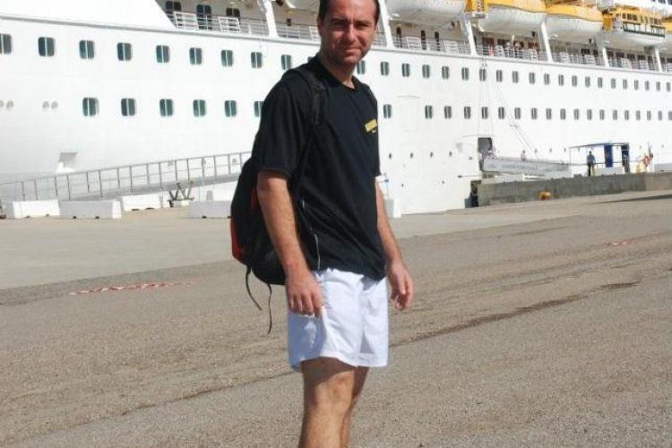 Clujeanul Rares Calimac, supravietuitor in naufragiul vasului de croaziera Costa Concordia VIDEO
