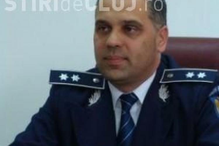 Scandal de coruptie la IPJ Cluj! Curtea de Apel a cerut ca adjunctul IPJ Cluj, Alexandru Muresan, sa fie cercetat pentru luare de mita