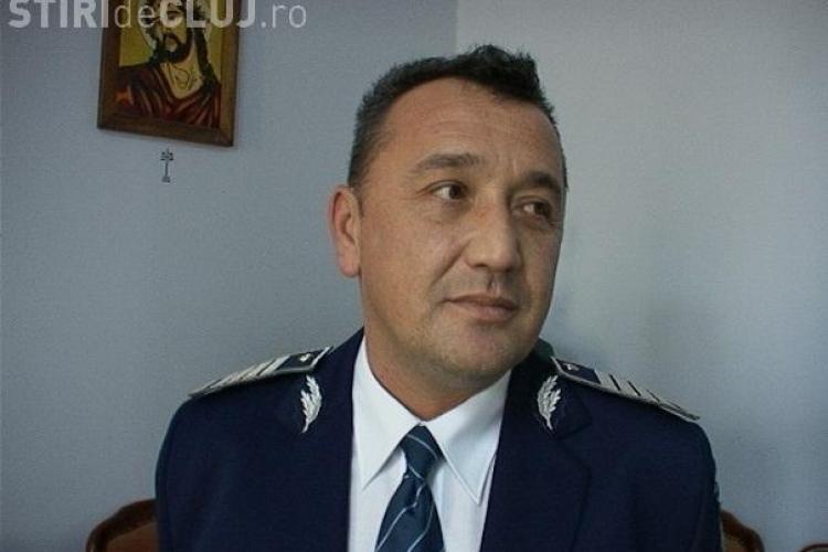 Politistul erou din Dej, avansat in grad. Marius Alexandru Mecea a salvat de la inec o tanara