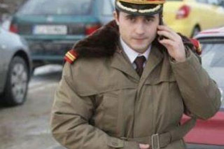Scrisoare de aparare a locotenentului Alexandru Gheorghe adresata MApN