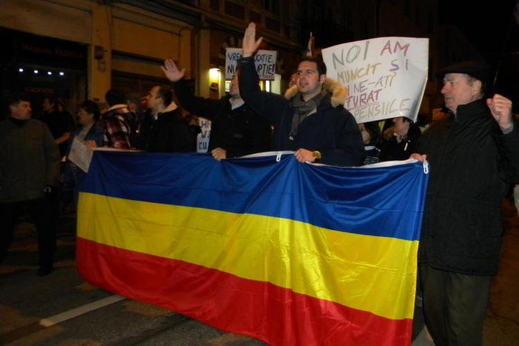 Manifestul de la Cluj, lansat pe Facebook! Motto: A VENIT VREMEA SA PUNEM PUNCT! DA LIKE DACA ITI PLACE