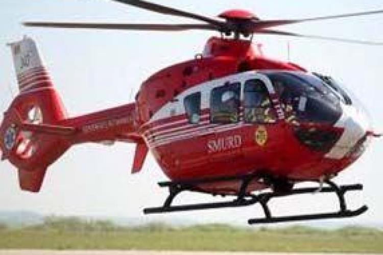 Consilierii locali USL Cluj-Napoca cer cumpararea unui elicopter medical din banii Primariei