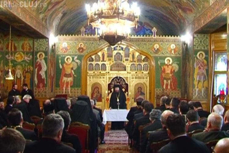 Mitropolia Clujului atacata si de la Oradea, unde s-a votat arondarea la Mitropolia Ardealului