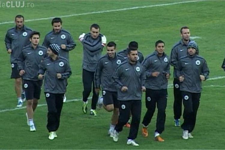 U Cluj a pierdut primul meci din Antalya Trophy
