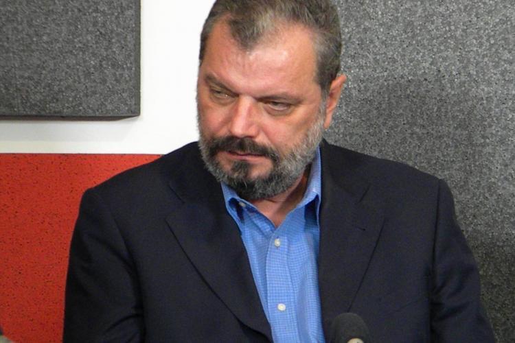 Peter Eckstein-Kovacs, catre ministrul Mediului: Il dam cu capul de pereti, daca elibereaza avizul de mediu pentru Rosia Montana VIDEO