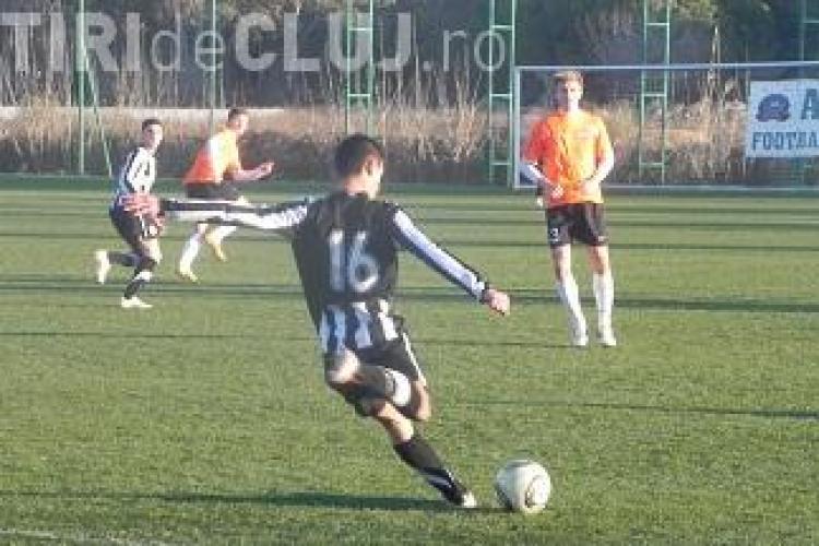 U Cluj 2 a castigat meciul cu rusii de la Krasnoyarsk