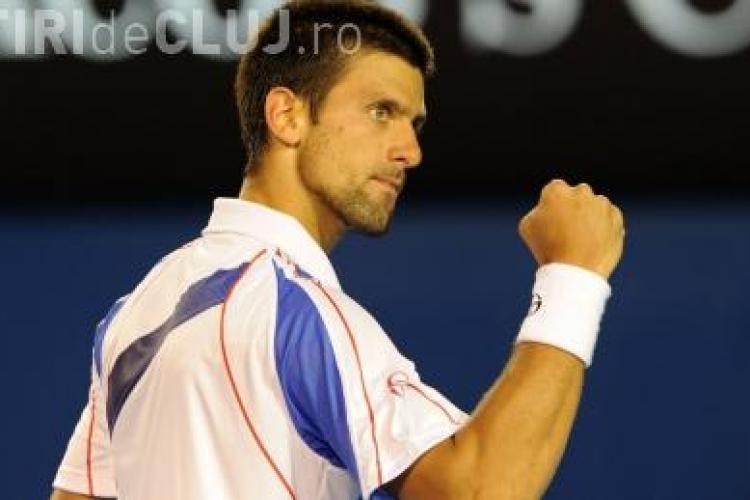 Vezi cum canta Novak Djokovic o melodie in limba romana VIDEO