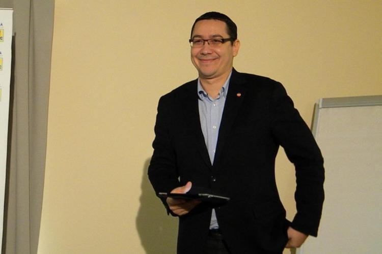 Ponta: Udrea nu este romanca Vezi la ce s-a referit