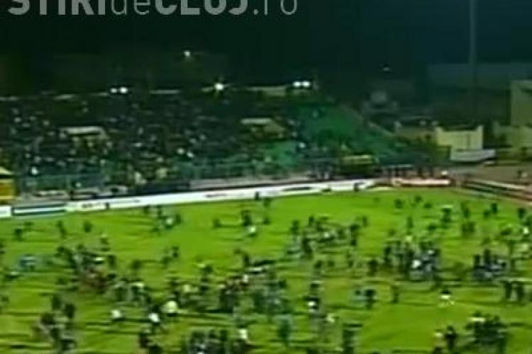 Tragedie in Egipt dupa un meci de fotbal: 74 de morti - VIDEO