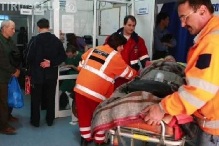 Un batran de 90 de ani, din Cluj-Napoca, a murit de frig