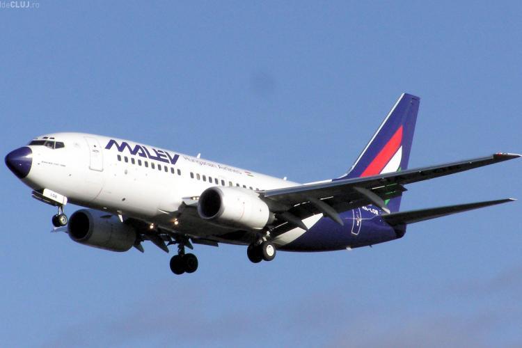 Malev a dat faliment! Toate zborurile de la Cluj-Napoca spre Budapesta au fost anulate