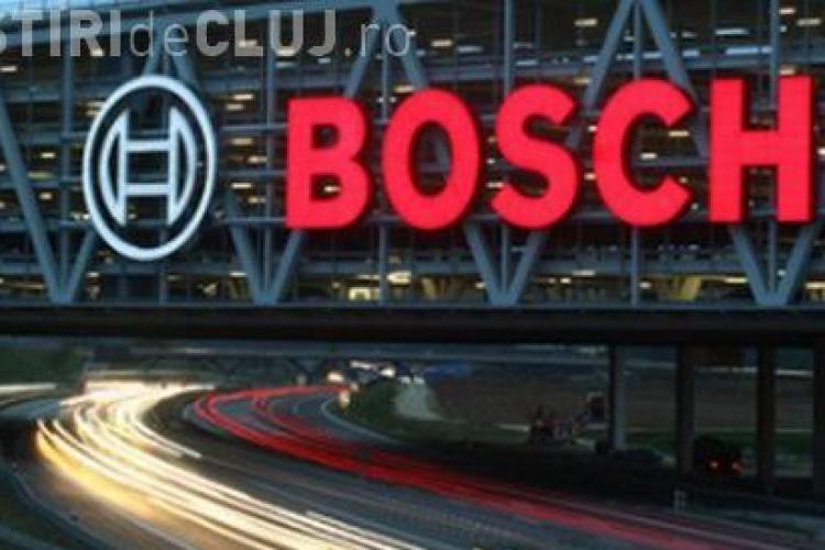 Bosch la Jucu! Germanii fac investitii de 60 milioane de euro si creeaza 1250 de locuri de munca