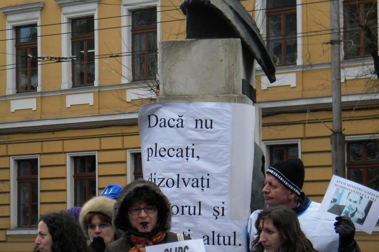 Ziua Unirii sarbatorita la Cluj fara artificii, din cauza conditiilor meteo! VEZI PROGRAMUL
