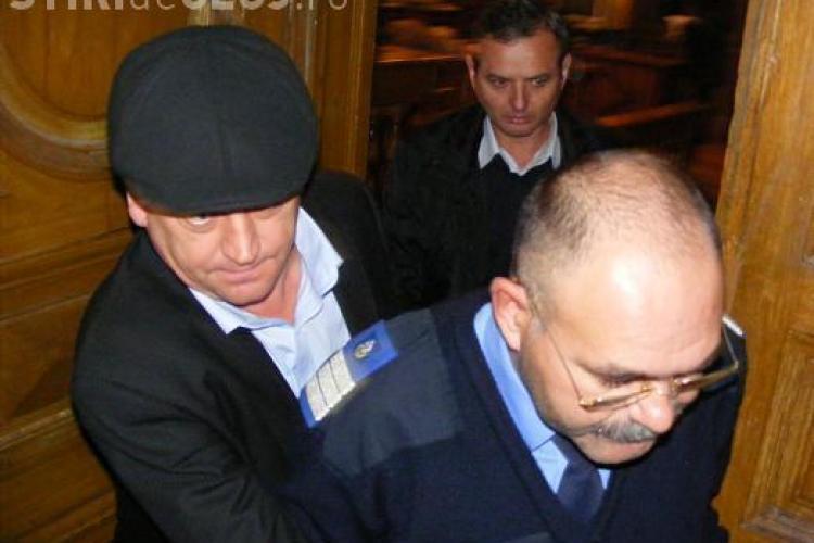 Radu Bica ramane in arest! Tribunalul Cluj i-a respins cererea de eliberare