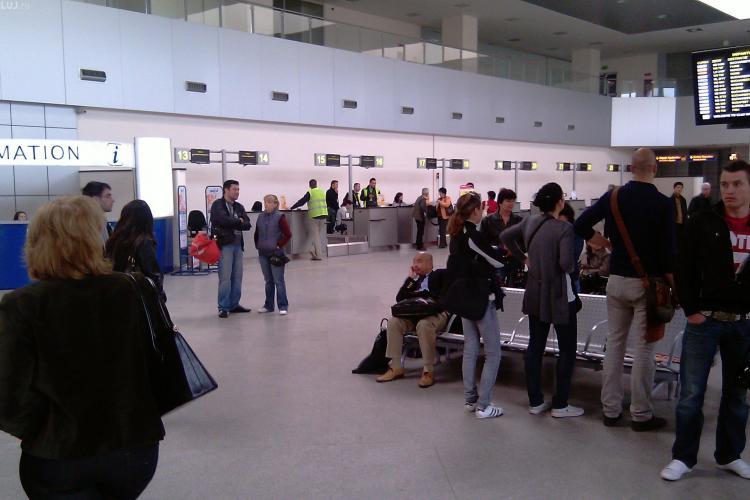 Cluj: Cursele TAROM spre si de la Bucuresti au fost anulate
