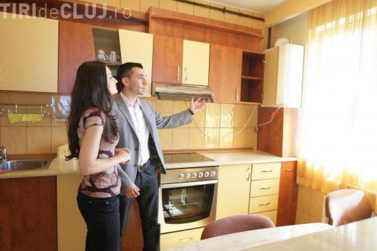Preturile chiriilor din Cluj-Napoca se mentin la nivelul de dinainte de criza! Vezi cat costa chiriile in Cluj