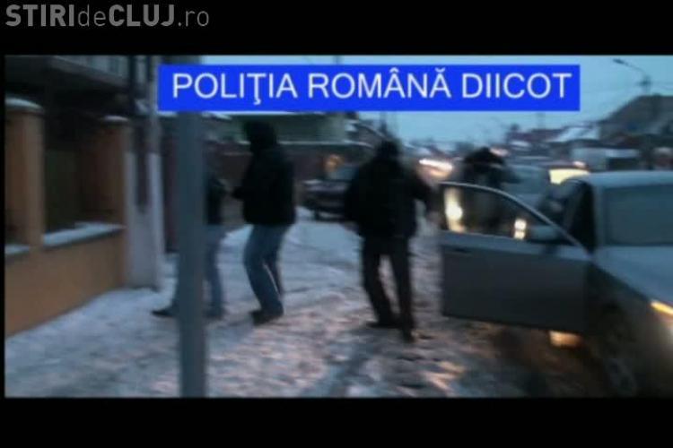 Traficanti de droguri, retinuti la Cluj! VIDEO