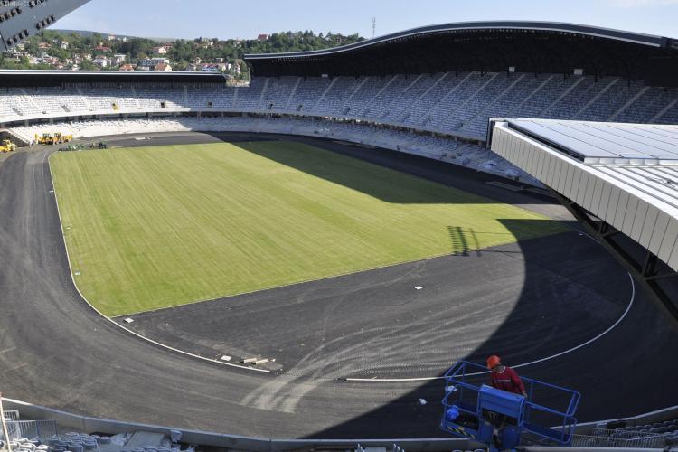 Cluj Arena merge pe pierdere in 2012 si are nevoie de bani de la buget! Vor fi organizate doua concerte in acest an