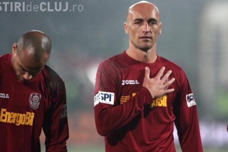 CFR Cluj a castigat meciul cu MFK Kosice