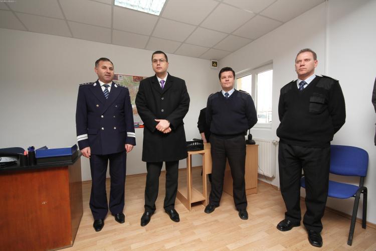 Primaria de cartier din Gheorgheni, de pe strada Baisoara, a fost inaugurata. Aici pot fi platite taxele si impozitele FOTO