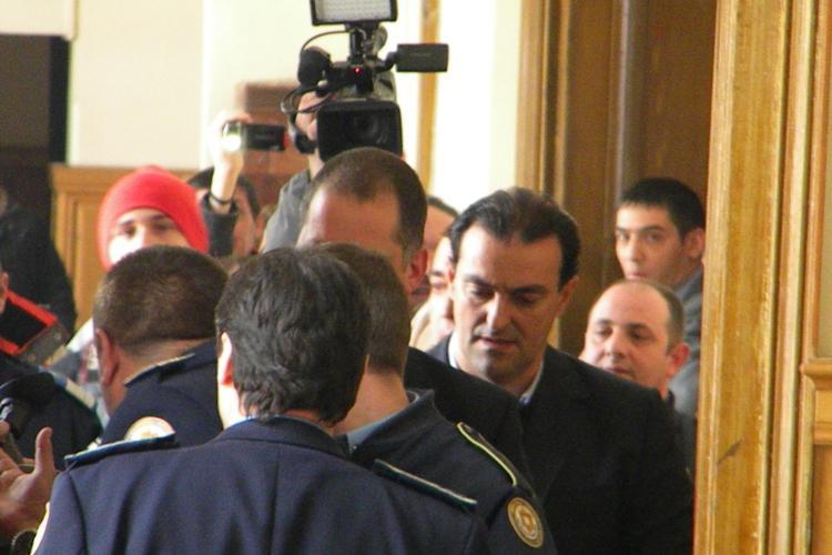Sorin Apostu a plans la Curtea de Apel Cluj! Vezi ce a declarat FOTO