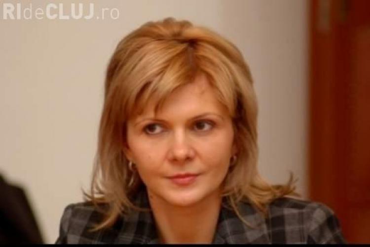 """Claudia Boghicevici: """"Un ardelean duce intotdeauna lucrurile pana la capat si, daca nu le va face bine, sigur nu le va face rau"""""""