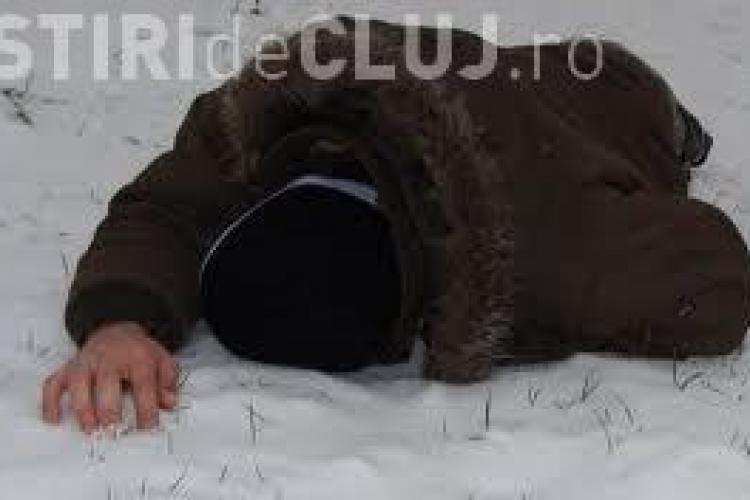 Frigul a mai facut o victima la Cluj. In ultimele 24 de ore gerul a ucis 8 persoane in Romania