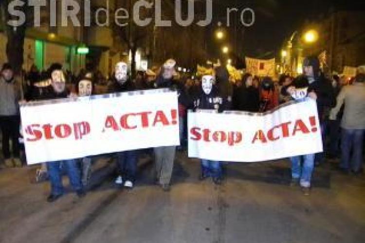 "Presedintele Parlamentului European: ""Acordul ACTA este dezechilibrat"""