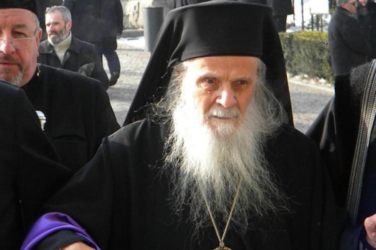 Iustinian Chira, episcopul Maramuresului, declara la inmormantarea lui Bartolomeu: Clujul este capitala Ardealului, nu Sibiul! VIDEO
