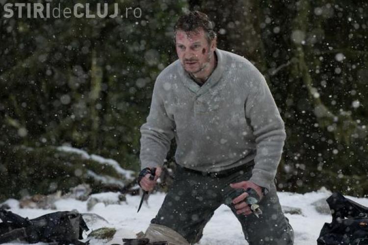 The Grey, filmul pentru care Liam Neeson a mancat carne de lup, va rula la Cluj PROGRAM CINEMA CLUJ