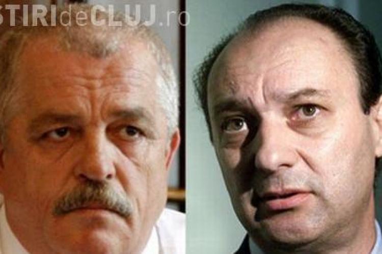 Fostii ministri ai Agriculturii Decebal Traian Remes si Ioan Avram Muresan, condamnati la cate trei ani de inchisoare