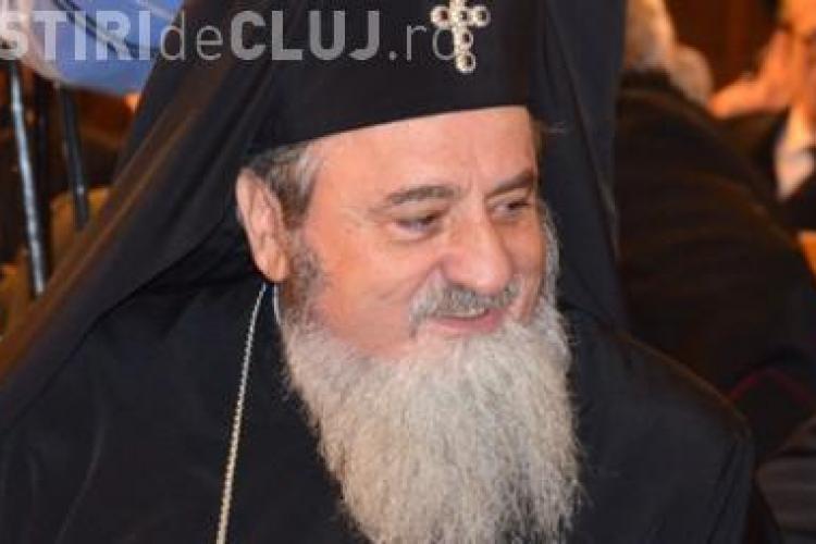 Mitropolitul Ardealului, Laurentiu Streza, bucuros de ruperea Mitropoliei Clujului