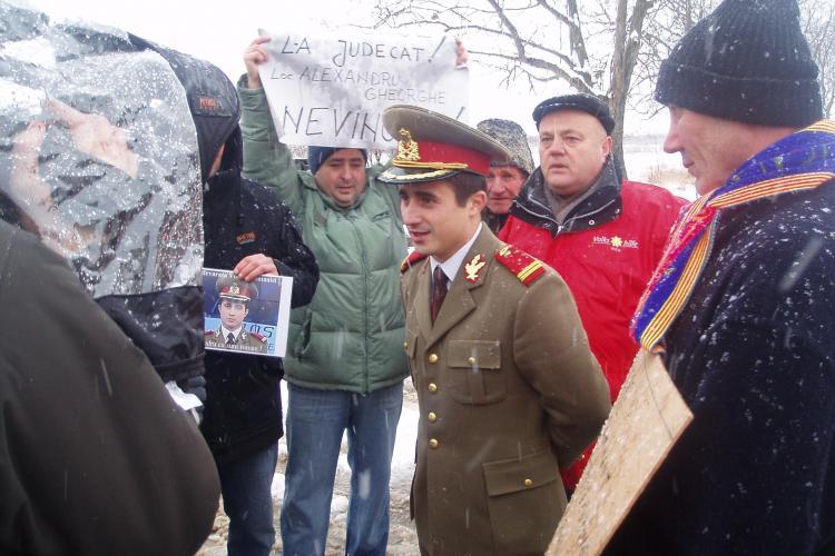Vezi ce ii reproseaza sefii Armatei locotenentului Alexandru Gheorghe