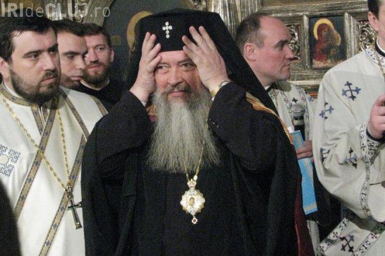 """Mitropolitul Andrei, suparat de ruperea SFINTEI Bisericii din Transilvania: """"Accept decizia, dar nu pot fi bucuros!"""""""