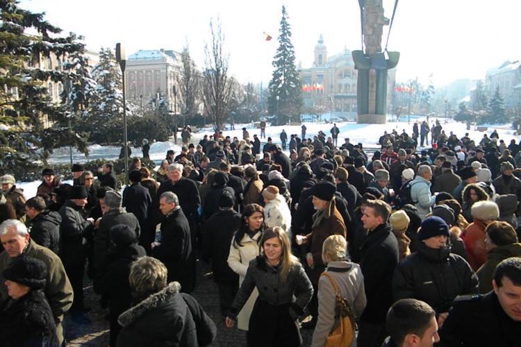 Transilvanenii nu sunt de acord cu ruperea Mitropoliei Clujului SONDAJ