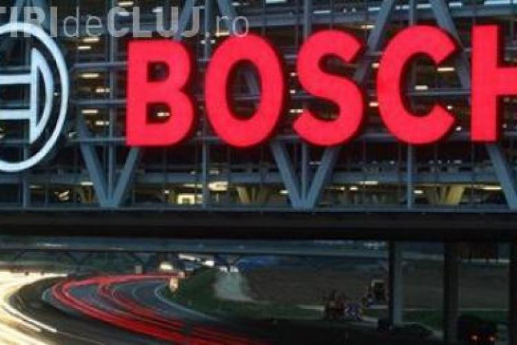 Bosch va face la Cluj angajari in doua etape, dar in prima faza va lucra cu cateva sute de oameni