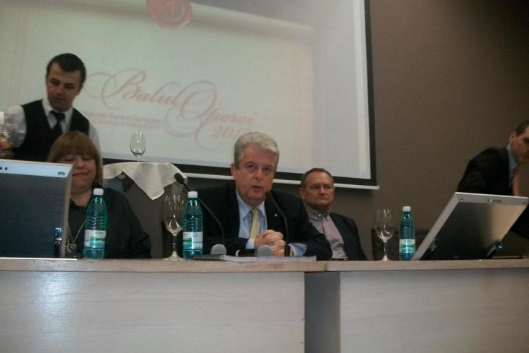 """6.000 de lei au fost alocati pentru organizarea """"Balului Operei"""" 2012"""