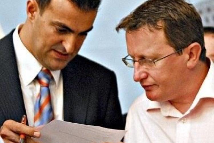Sorin Apostu il trage pe Remus Lapusan dupa el in puscarie? Liviu Neag, membru PSD, a semnat contractele direct cu Lapusan