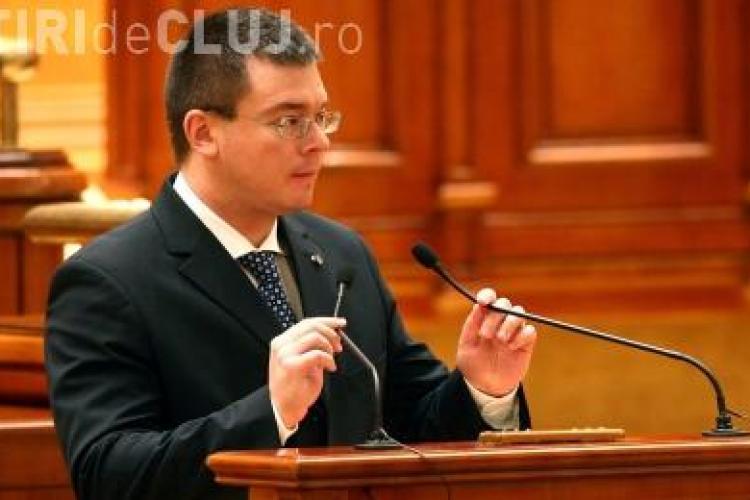 Care sunt ministrii Guvernului Ungureanu! Catalin Baba este unul dintre ei