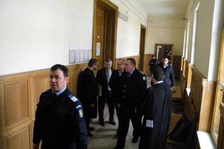 Bica ramane in arest: Judecatorul de la Curtea de Apel Cluj nu a fost induplecat de problemele cardiace ale acestuia