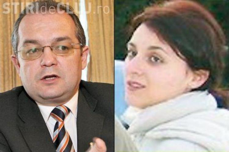Nepoata lui Boc poate reveni in functia de la Primaria Cluj-Napoca! La fel si ceilalti apropiati dusi la Guvern in 2009