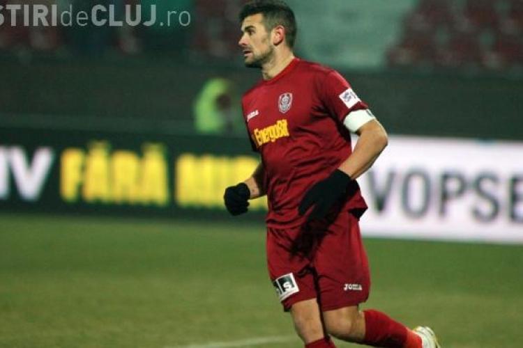 CFR Cluj a obtinut prima victorie din cantonament REZUMAT VIDEO